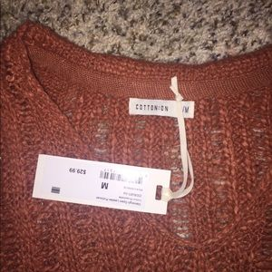 NWT Knit Sweater
